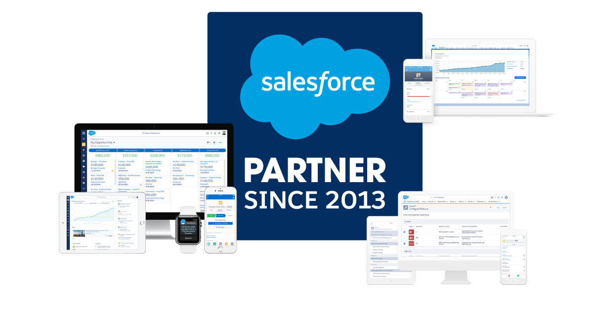 Salesforce reaffirms its trust in Next Consult JSC